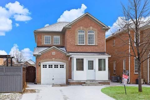 House for sale at 55 Penbridge Circ Brampton Ontario - MLS: W4667569