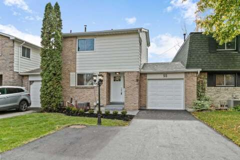 Home for sale at 55 Rands Rd Ajax Ontario - MLS: E4962572