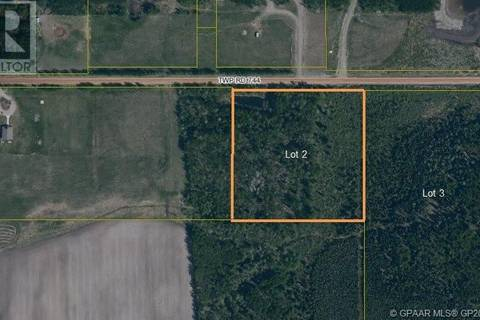 Residential property for sale at 0 Off Of Township Road 744  Unit 55 Sexsmith Alberta - MLS: GP205968