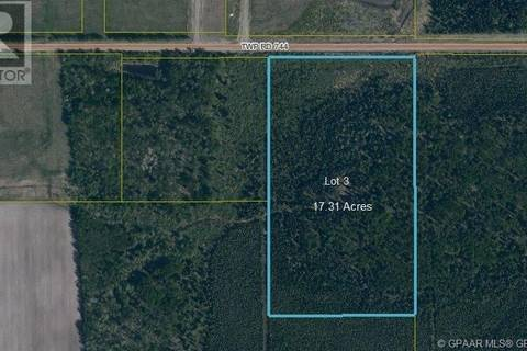 Residential property for sale at 0 Off Township Road 744  Unit 55 Sexsmith Alberta - MLS: GP205976