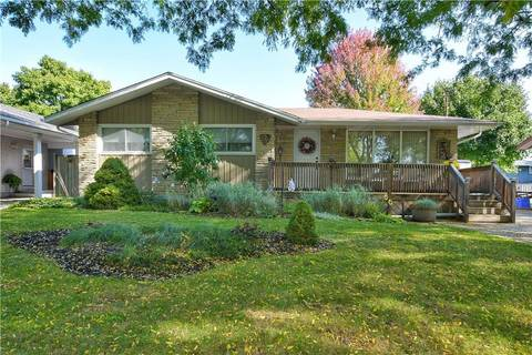 House for sale at 55 Regent Dr St. Catharines Ontario - MLS: 30692169