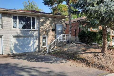 Townhouse for rent at 55 Reiber ( Lower ) Cres Toronto Ontario - MLS: C4933976