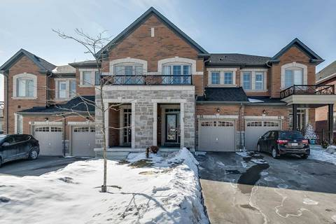 Townhouse for sale at 55 Rimrock Cres Whitby Ontario - MLS: E4376973