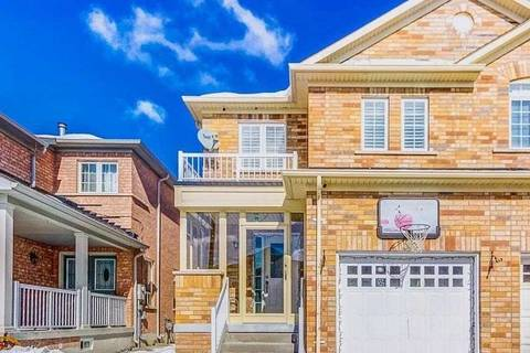 Townhouse for sale at 55 Riverplace Cres Brampton Ontario - MLS: W4376700