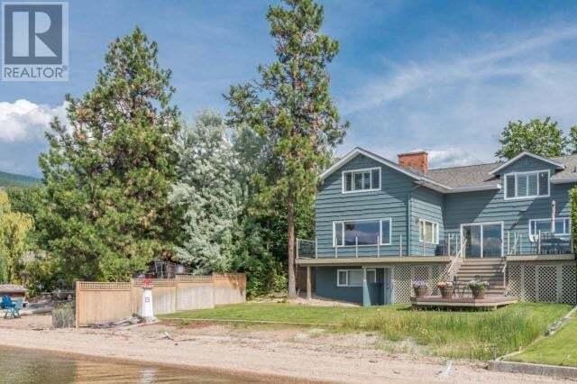 House for sale at 55 Robinson Point Rd Naramata British Columbia - MLS: 184220