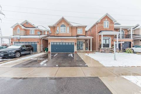 House for sale at 55 Roundstone Dr Brampton Ontario - MLS: W4730207