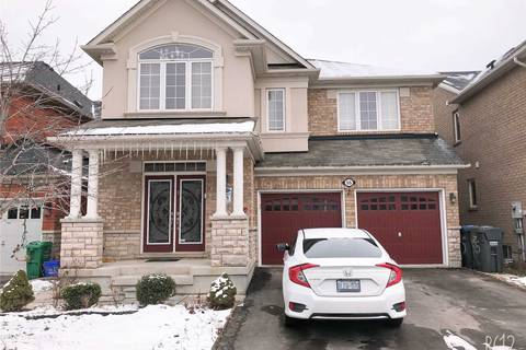 House for rent at 55 Seascape Cres Brampton Ontario - MLS: W4685122