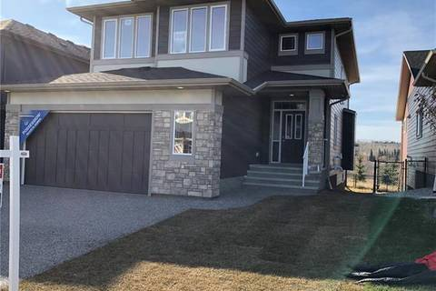 House for sale at 55 Silverado Crest Pl Southwest Calgary Alberta - MLS: C4244391