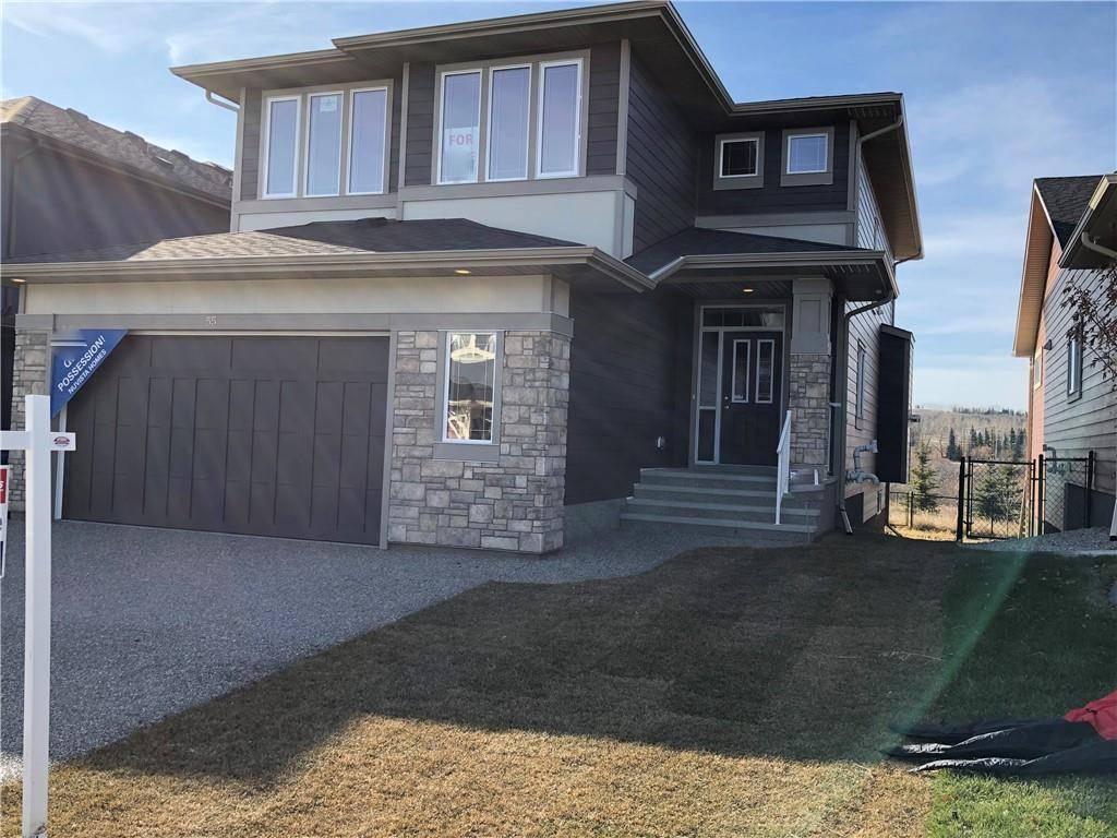 House for sale at 55 Silverado Crest Pl Sw Silverado, Calgary Alberta - MLS: C4244391