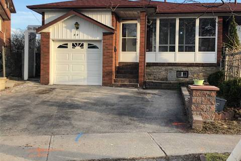 Townhouse for sale at 55 Snowhill Cres Toronto Ontario - MLS: E4417745