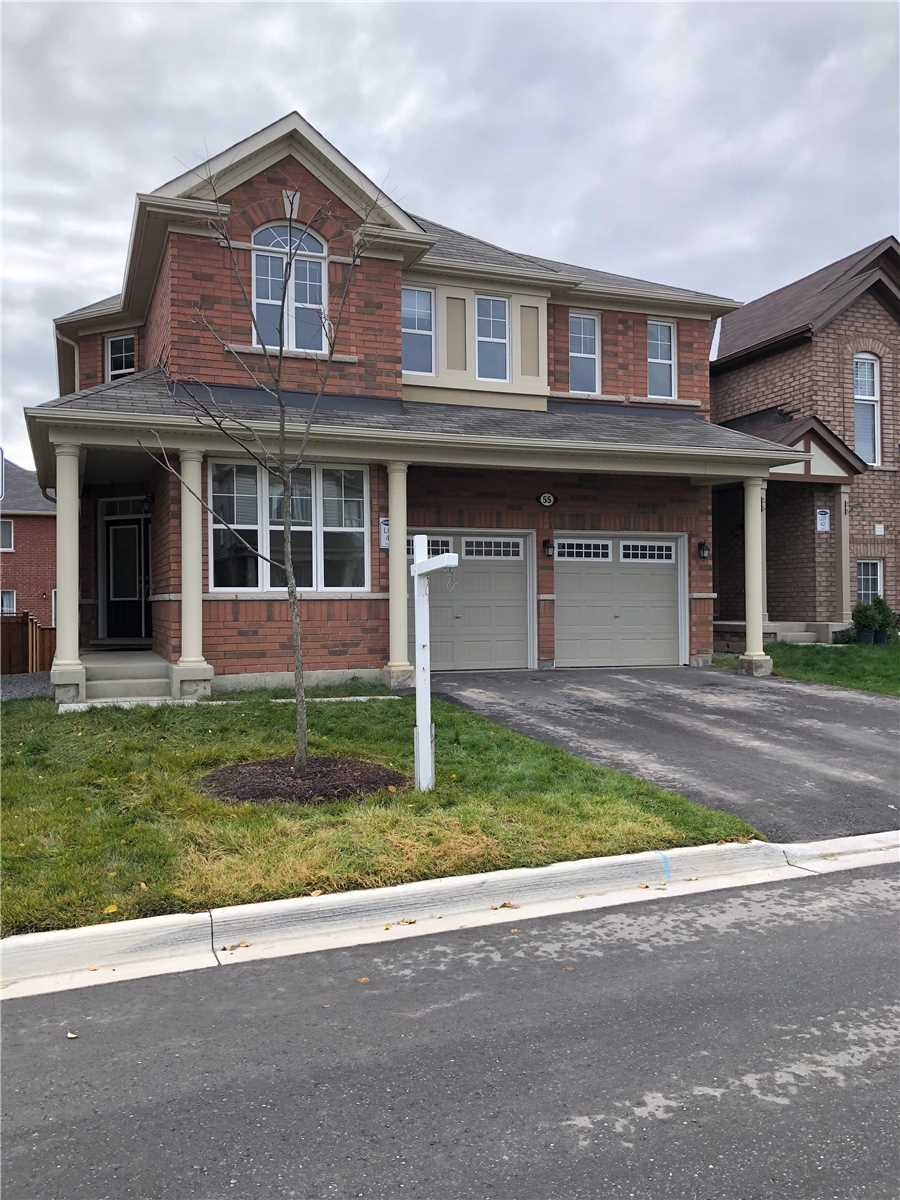 House for sale at 55 Stedford Crescent Brampton Ontario - MLS: W4310689