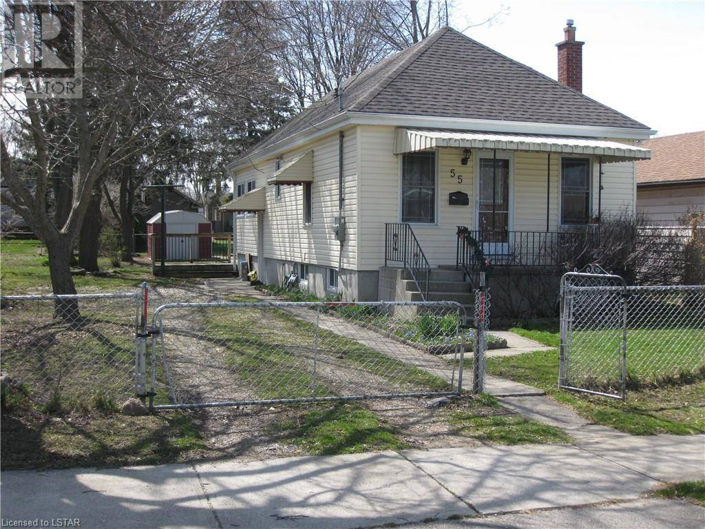 House for rent at 55 Stuart St London Ontario - MLS: 256099