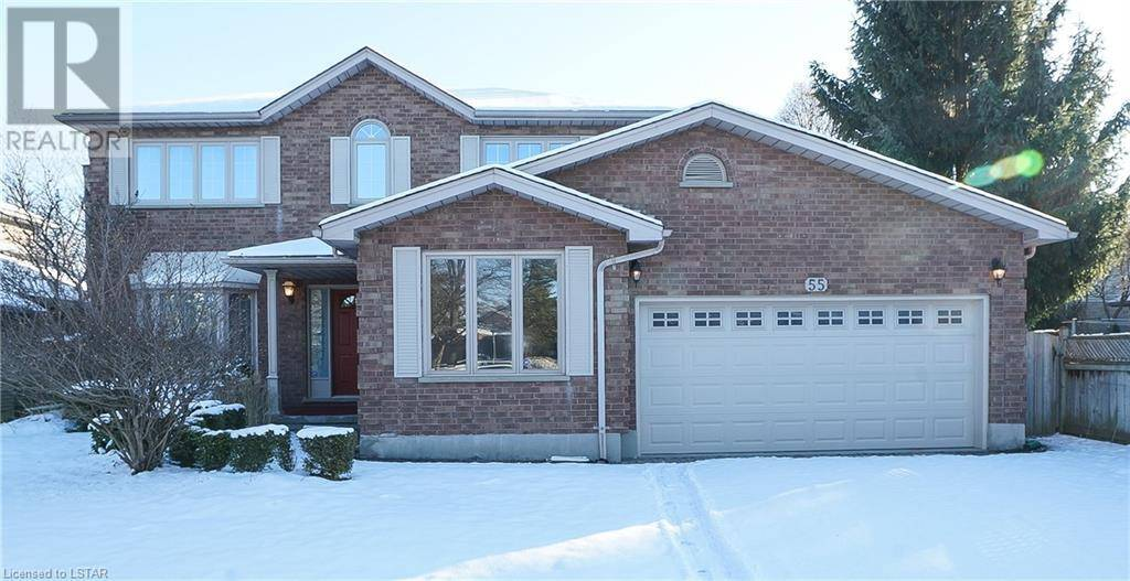 House for sale at 55 Sunnyside Dr London Ontario - MLS: 239151