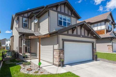 House for sale at 55 Sunset Vw Cochrane Alberta - MLS: C4299553