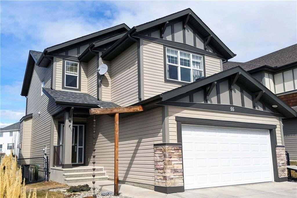 House for sale at 55 Sunset Vw Sunset Ridge, Cochrane Alberta - MLS: C4289094
