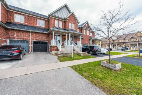 Townhouse for sale at 55 Teal Crest Circ Brampton Ontario - MLS: W4968721