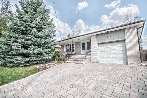 House for sale at 55 Tollerton Ave Toronto Ontario - MLS: C4435382