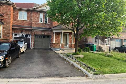 Townhouse for sale at 55 Trudelle Cres Brampton Ontario - MLS: W4484360