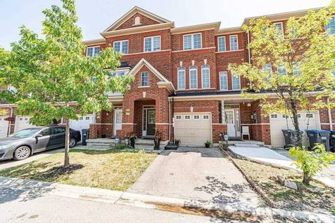 Townhouse for sale at 55 Unionville Cres Brampton Ontario - MLS: W4548190
