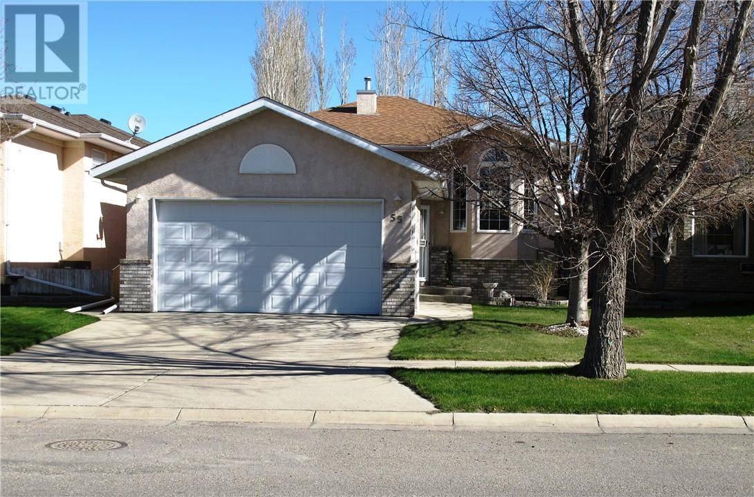 House for sale at 55 Uplands Blvd N Lethbridge Alberta - MLS: ld0188320