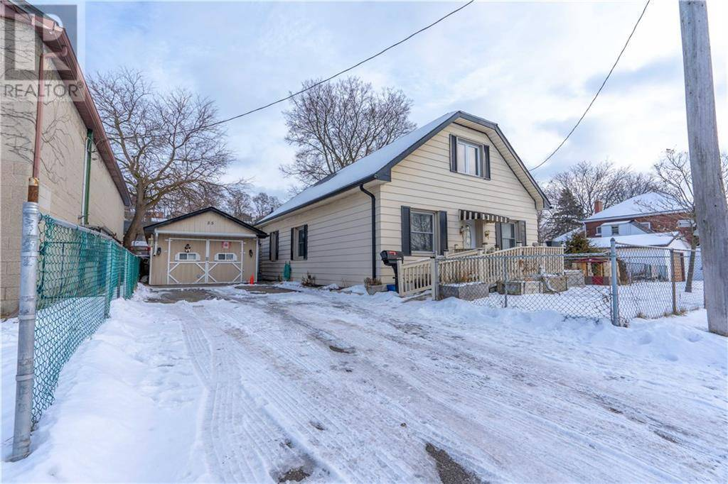 House for sale at 55 Usher St Brantford Ontario - MLS: 30786372