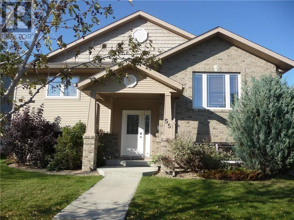 House for sale at 55 Webster Dr Red Deer Alberta - MLS: ca0180578