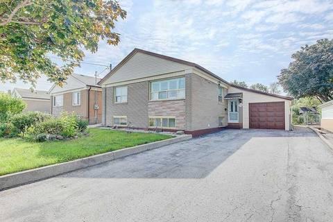 House for sale at 55 Whitburn Cres Toronto Ontario - MLS: W4585146