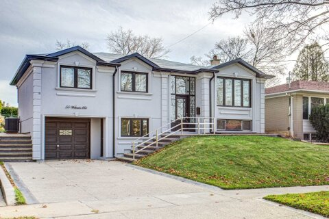 House for sale at 55 Willesden Rd Toronto Ontario - MLS: C4996363