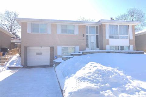 House for sale at 55 Willesden Rd Toronto Ontario - MLS: C4695617