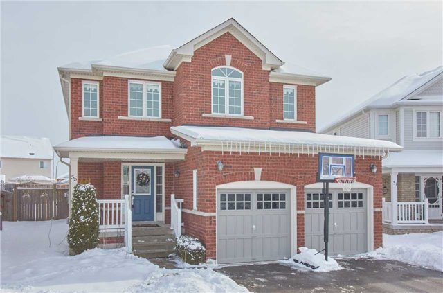 For Sale: 55 William Cowles Drive, Clarington, ON | 4 Bed, 3 Bath House for $695,000. See 20 photos!