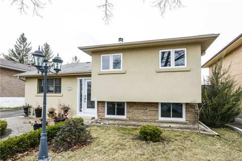 House for sale at 55 Windermere Ct Brampton Ontario - MLS: W4475701