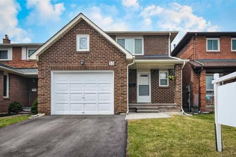 House for sale at 55 Winter Gardens Tr Toronto Ontario - MLS: E4424349