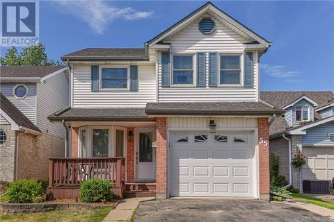 House for sale at 55 Wycliffe Pl Kitchener Ontario - MLS: 30752460