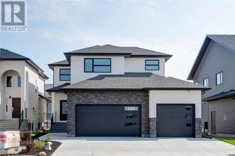House for sale at 550 Bolstad Turn Saskatoon Saskatchewan - MLS: SK773485