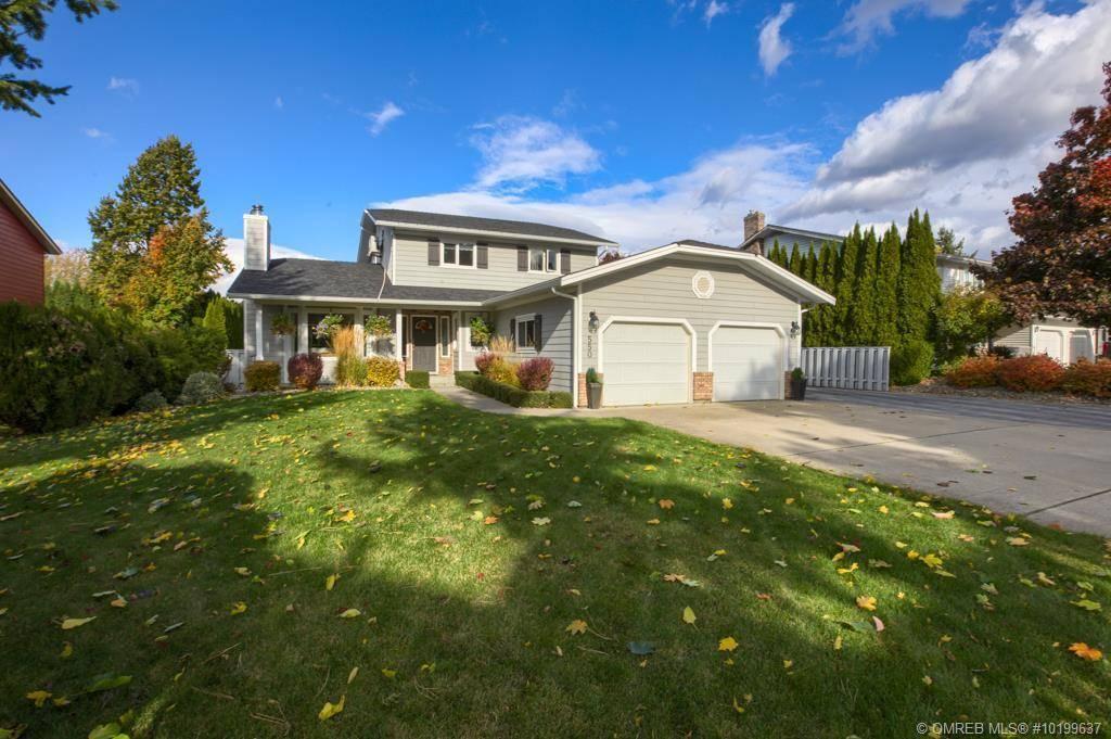 House for sale at 550 Brome Cres Kelowna British Columbia - MLS: 10199637