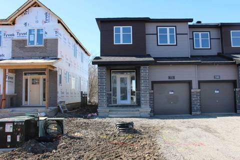 Townhouse for rent at 550 Clemancy Cres Ottawa Ontario - MLS: X4748579