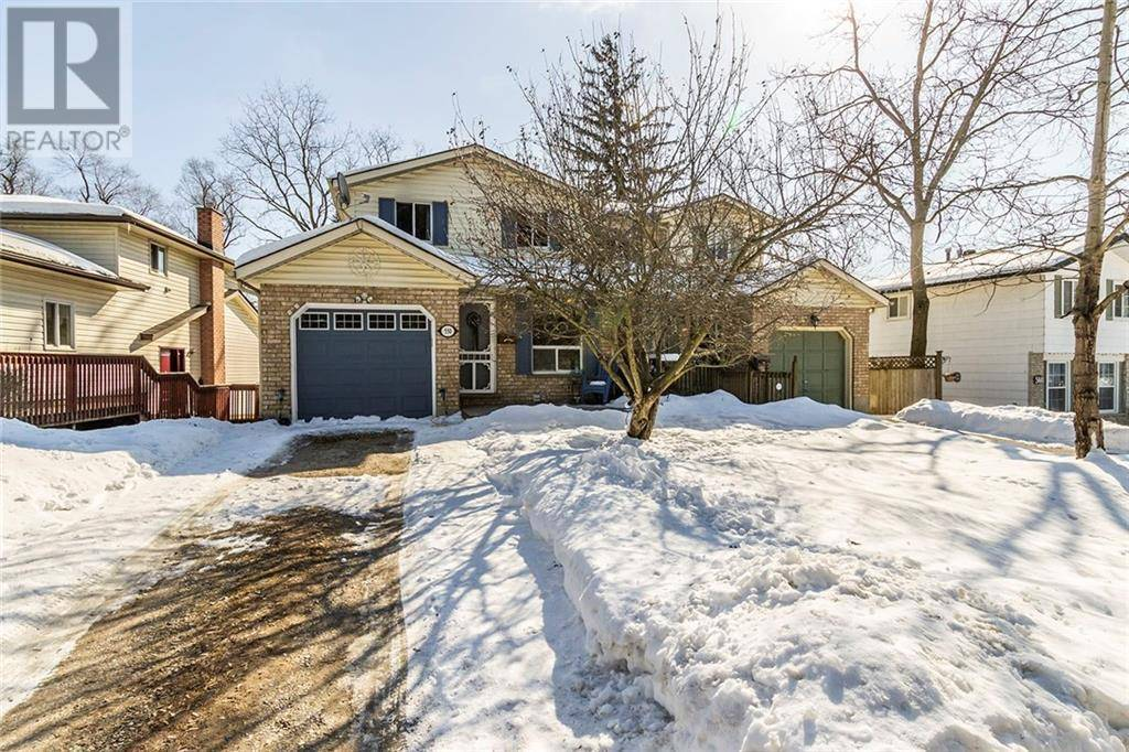 House for sale at 550 Colquhoun St Fergus Ontario - MLS: 30792265