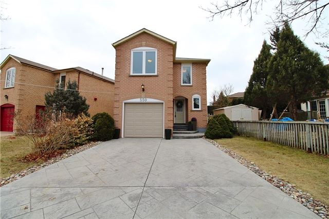 Sold: 550 Conley Street, Vaughan, ON