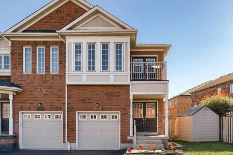 Townhouse for sale at 550 Courtney Valley Rd Mississauga Ontario - MLS: W4989563