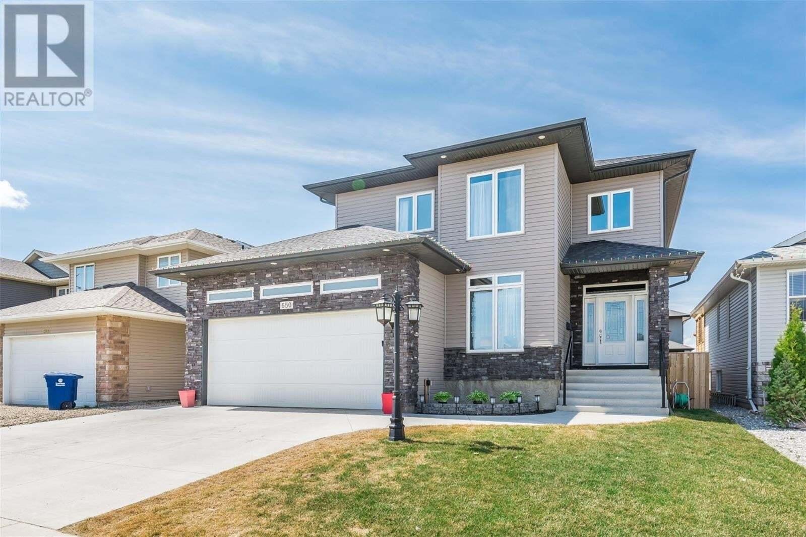 House for sale at 550 Evergreen Blvd Saskatoon Saskatchewan - MLS: SK814784