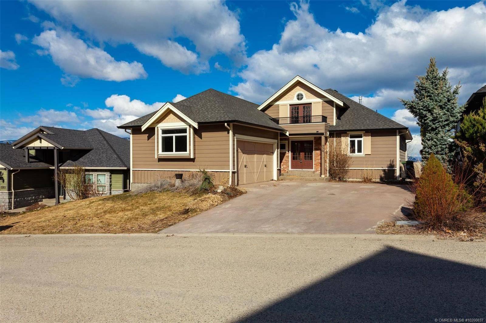 House for sale at 550 Gowen Pl Kelowna British Columbia - MLS: 10200837