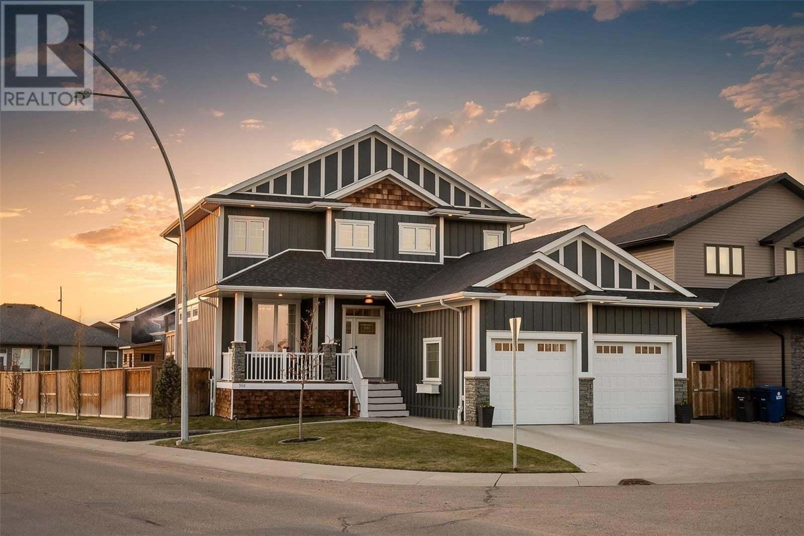 House for sale at 550 Mahabir Ln Saskatoon Saskatchewan - MLS: SK809402