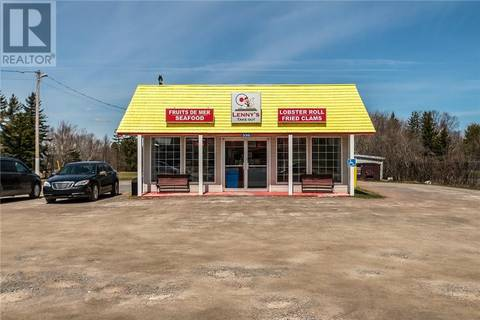 Commercial property for sale at 550 Main St Shediac New Brunswick - MLS: M121962