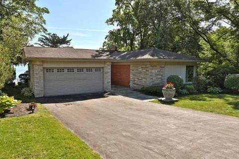 House for sale at 550 North Shore Blvd Burlington Ontario - MLS: W4581552