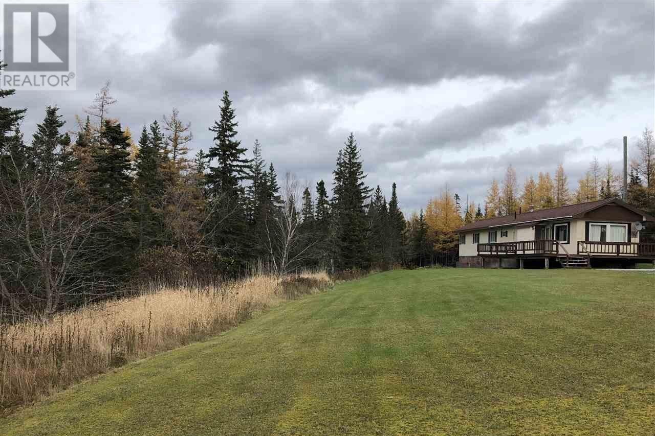 House for sale at 550 Old Margaree Rd Baddeck Nova Scotia - MLS: 202023229