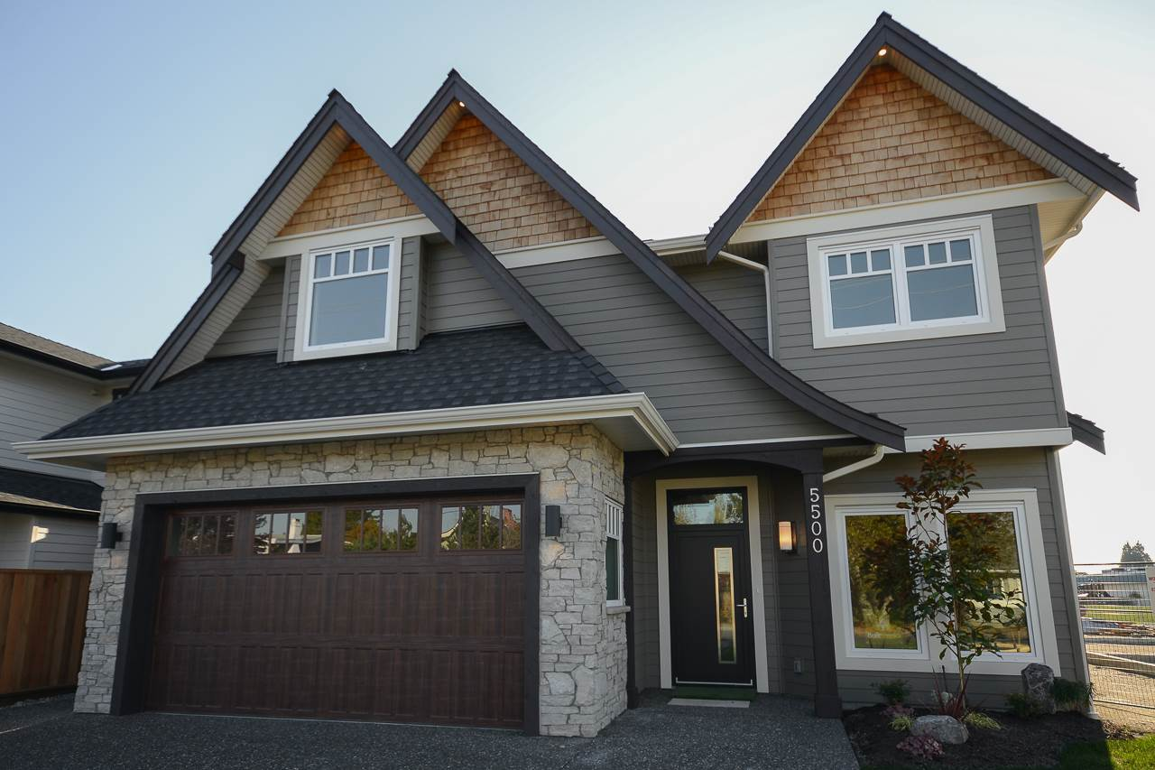 For Sale: 5500 52 Avenue, Delta, BC | 4 Bed, 4 Bath House for $1,868,000. See 1 photos!