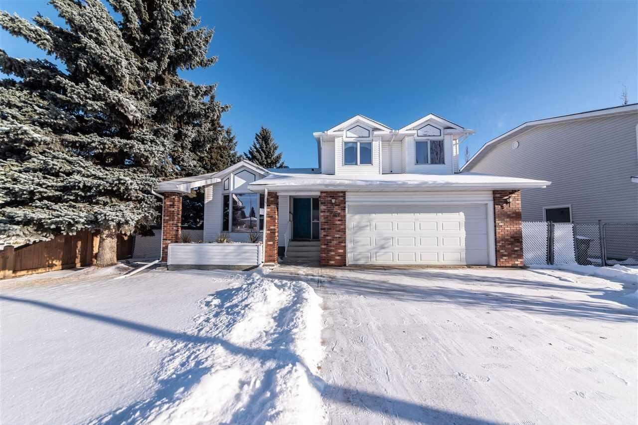 House for sale at 5501 46 St Stony Plain Alberta - MLS: E4216069