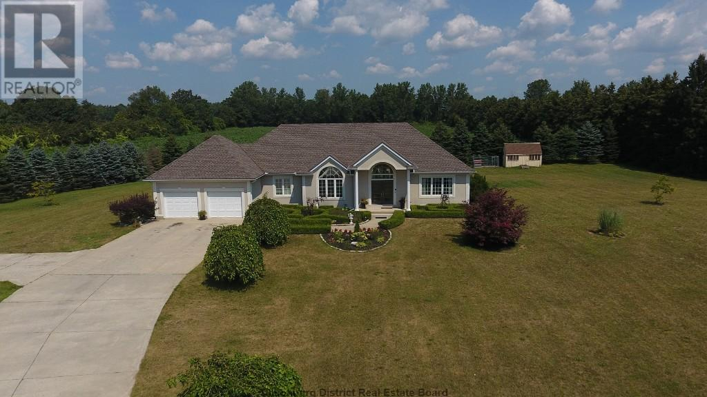 For Sale: 55016 Jackson Line Lane, Straffordville, ON | 3 Bed, 2 Bath House for $675,000. See 20 photos!