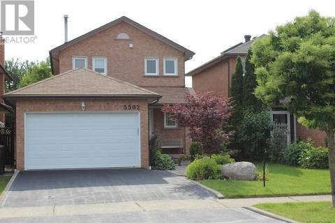 House for sale at 5502 Bourget Dr Mississauga Ontario - MLS: 30746419