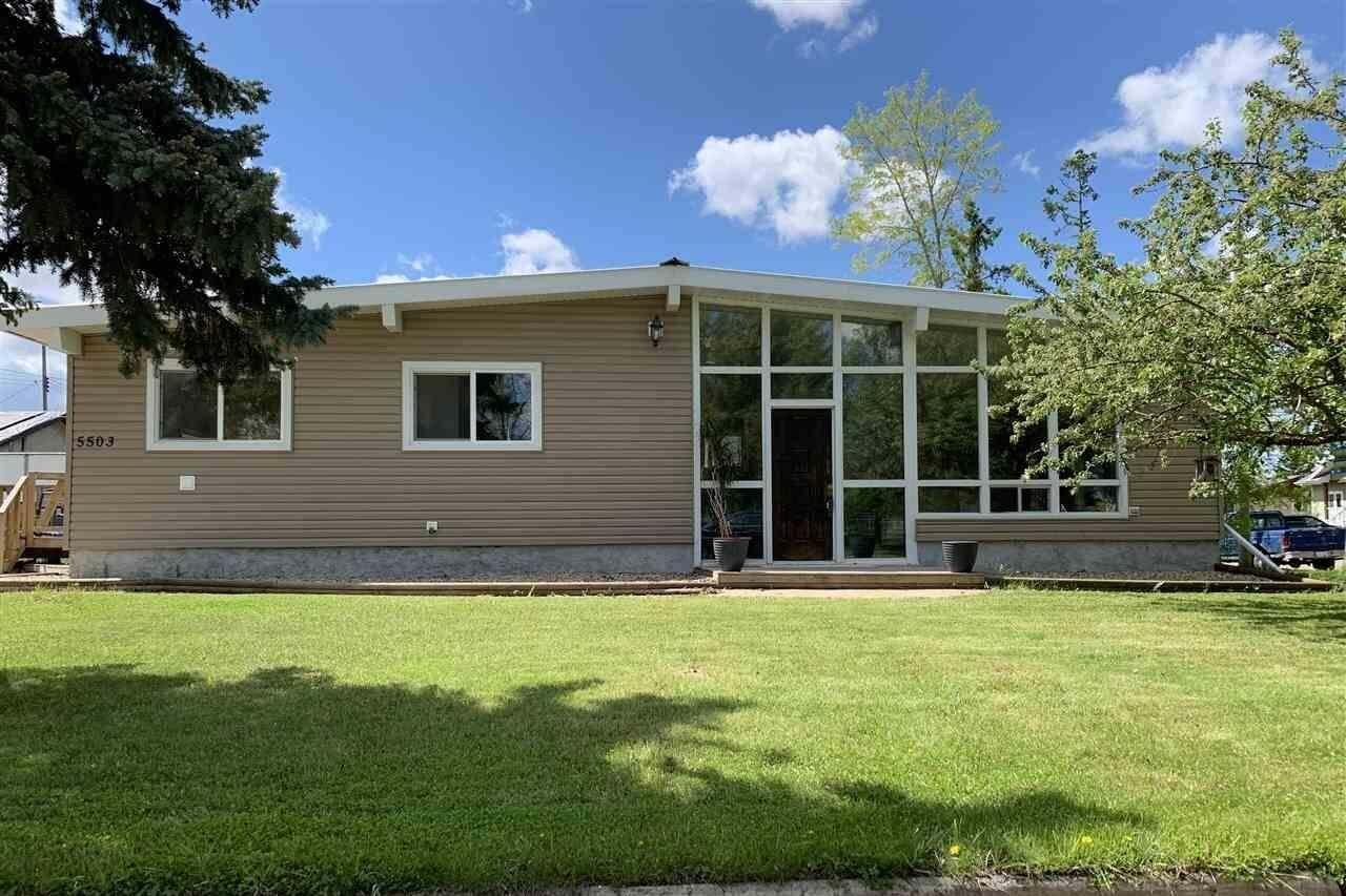 House for sale at 5503 52 Av Lamont Alberta - MLS: E4200709